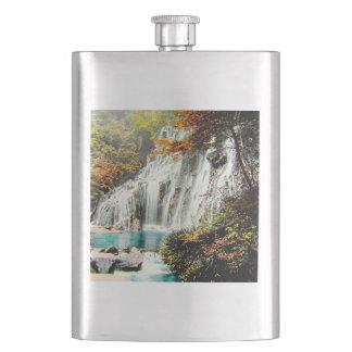 TAKAGIのガラス幻灯AMADAREの滝 フラスク
