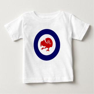 Takaheのroundel ベビーTシャツ