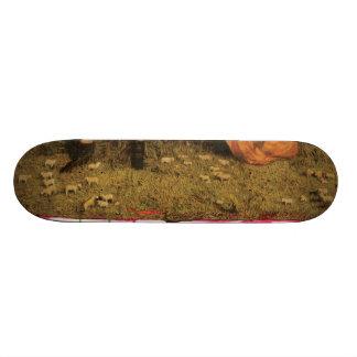 takashi yamauchi's skateboard 03102010 カスタムスケートボード
