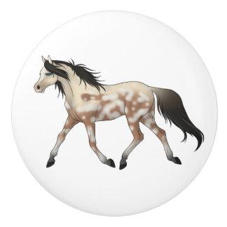 Taksonyの子馬のノブ セラミックノブ