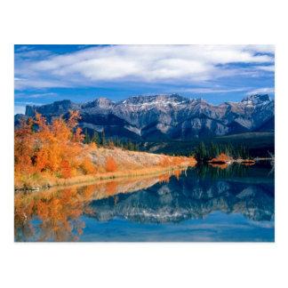 Talbot Lake Jasper Alberta ,Canada ポストカード