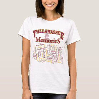 Tallahasseeの記憶 Tシャツ