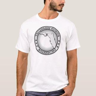 TallahasseeフロリダLDSの代表団のTシャツ Tシャツ