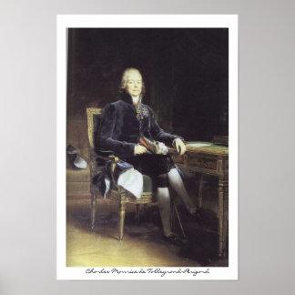 Talleyrand ポスター