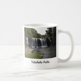 Talofofoの滝 コーヒーマグカップ