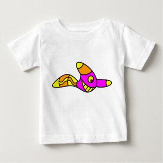 tambalia子供みみずfunnyclothing ベビーTシャツ