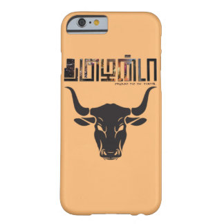 Tamil_Phone_case Barely There iPhone 6 ケース