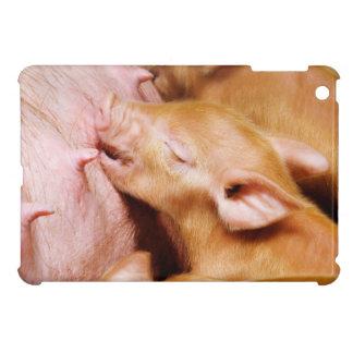 Tamworthのかわいいコブタ iPad Miniカバー