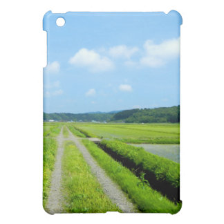 Tanboの道 iPad Miniケース