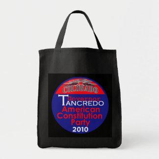 TANCREDOの知事のバッグ トートバッグ