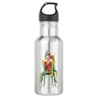 Tanguera Dancerタンゴの女性 ウォーターボトル