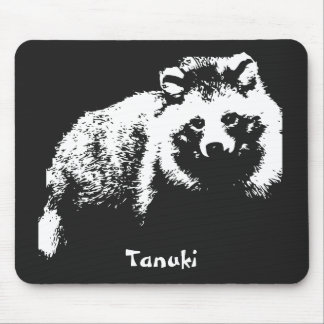 Tanukiのマウスパッド マウスパッド