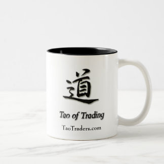 TaoTraders.comのマグ#1 ツートーンマグカップ