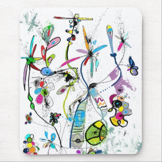 Tapis de souris vertical Alice's Garden マウスパッド