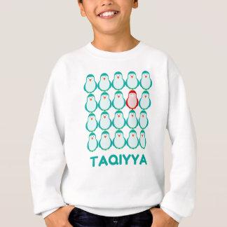 Taqiyyaのペンギン スウェットシャツ