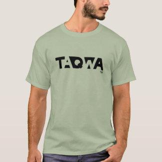 Taqwaは逆になります Tシャツ