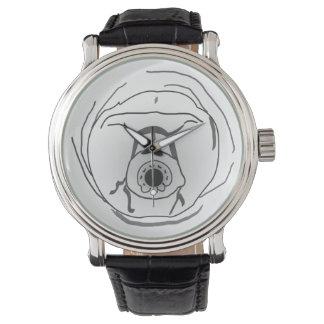 Tardigrade水くまの顔 腕時計