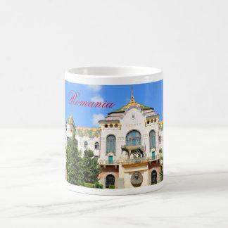 Targu-Mures、ルーマニア コーヒーマグカップ