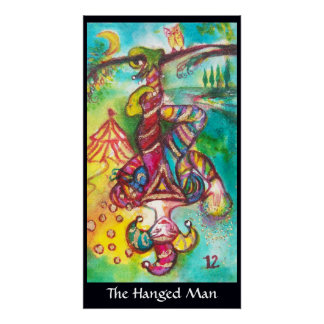 TAROTS OF THE LOST SHADOWS /THE HANGED MAN ポスター