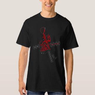 TAS -苦痛無し利益無し Tシャツ