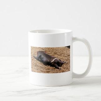 Tassieの不精な悪魔 コーヒーマグカップ