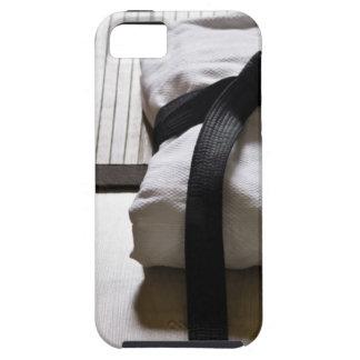 Tatamiマットの柔道のGI iPhone SE/5/5s ケース