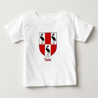 Tate家族の盾 ベビーTシャツ