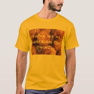 taterの幼児の一致 tシャツ