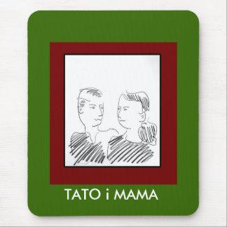 TATO Iのママ マウスパッド