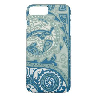 Tatou V - Bora Boraの礁湖 iPhone 8 Plus/7 Plusケース