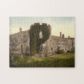 Tauntonの城、サマセット州、イギリス ジグソーパズル