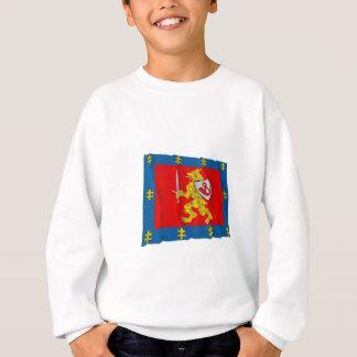 Taurage郡振る旗 スウェットシャツ