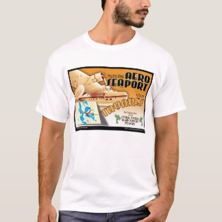 Tavares AeroSeaportのワイシャツ Tシャツ