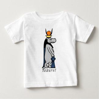 Tawaret ベビーTシャツ