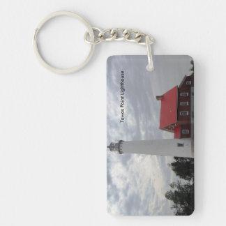 Tawasポイント灯台 キーホルダー