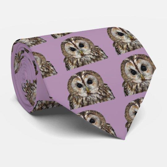 Tawny Owl タイ