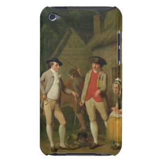 Taxeのために差し押さえられる寡婦のCostardの牛および商品 Case-Mate iPod Touch ケース