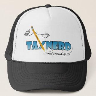 TaxNerdのトラック運転手の帽子 キャップ