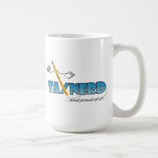 TaxNerdのマグ コーヒーマグカップ