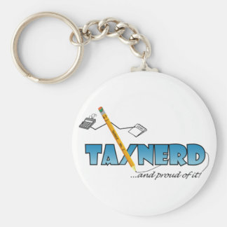 TaxNerd Keychain キーホルダー