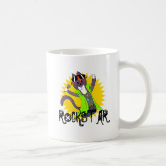 Tazロックスター コーヒーマグカップ