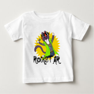 Tazロックスター ベビーTシャツ