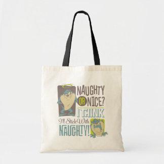 TAZ™-いけないですかニースか。 トートバッグ
