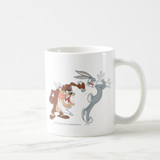 TAZ™およびバッグス・バニーの™ コーヒーマグカップ