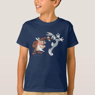 TAZ™およびバッグス・バニーの™ Tシャツ