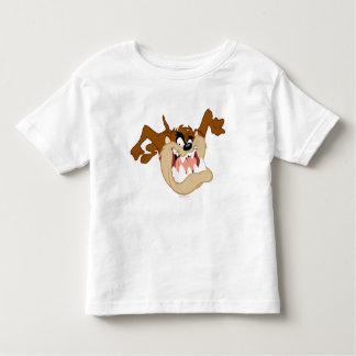 TAZ™の悪のにやにや笑い トドラーTシャツ