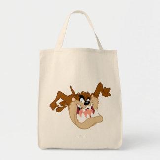 TAZ™の悪のにやにや笑い トートバッグ