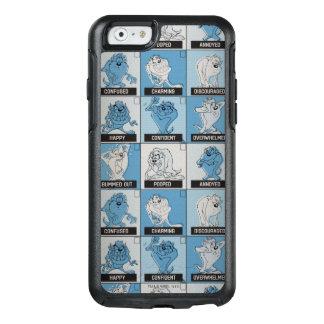 TAZ™の感情のチェックボックス オッターボックスiPhone 6/6Sケース