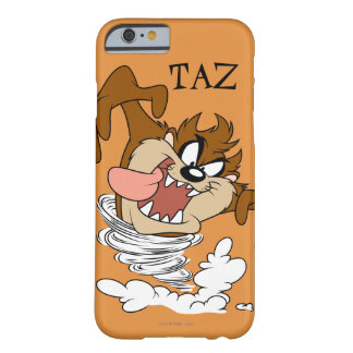 TAZ™の旋回のトルネード BARELY THERE iPhone 6 ケース