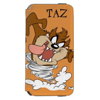 TAZ™の旋回のトルネード iPhone 6/6Sウォレットケース